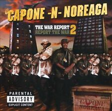 Capone-N-Noreaga - The War Report 2: Before the War [PA] CD 2010 NEW SEALED Mint