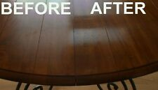 Wood Furniture Scratch Stain Remover Restorer and Cleaner Polish