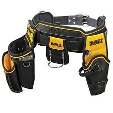Dewalt DWST1-75552 Heavy Duty Tool Rig Toolbelt Hammer, Drill, Multi Pouch