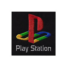 Sony Playstation Logo Badge Embroidered Patch 3""