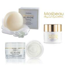 Authentic Mosbeau Placenta White 3pc Face & Body Whitening Set-Protect & Beautfy