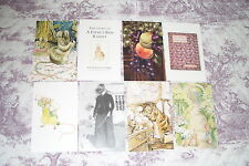 10 X VARIOUS NEW THE WORLD OF PETER RABBIT POSTCARDS (BEATRIX POTTER).