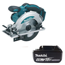 MAKITA 18V LXT BSS611Z CIRCULAR SAW & BL1840 BATTERY FUEL CELL INDICATOR