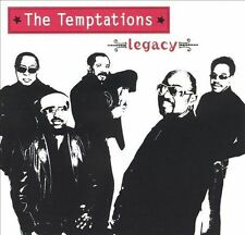 THE TEMPTATIONS ~ LEGACY ~ CD 2004 MOTOWN