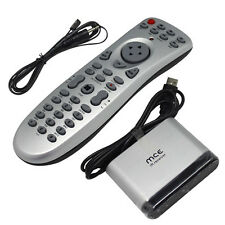 TRC4 Window Media Center MCE PC Remote Control + USB IR Receiver for Win7 Vista
