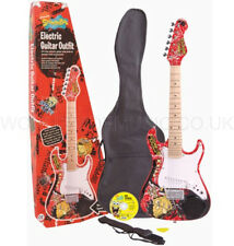 SpongeBob Squarepants 3/4 Size Electric Guitar Outfit