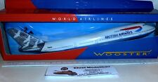 British Airways Boeing 747-400 Japan   1:250  Wooster 606134  XX SNAP Privat