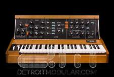 Moog Minimoog Model D Analog Synthesizer : NEW : [DETROIT MODULAR]