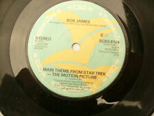 BOB JAMES MAIN THEME STAR TREK MOTION PICTURE uk cbs 8128