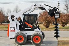 "Bobcat Skid Steer Attachment Lowe 750 Classic Hex Auger with 15"" Bit - Ship $199"