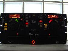 Numark CDN 36 Premium Doppel-CD-Player Dual Dj Rarität  Guter Zustand!