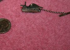 Marked 1985 Buckle Connection Army Helicopter Tie Tack