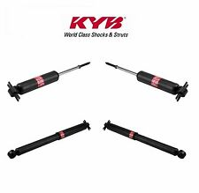 NEW Dodge Dakota 87-96 RWD 2 Front and 2 Rear Shock Absorbers Kit KYB Excel-G