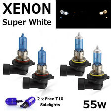 HB3 HB4 T10 55w 65w SUPER WHITE XENON Upgrade Car Bulbs LEXUS GS300 IS200 RX300