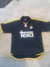 Real Madrid Teka Soccer Official Replica Jersey Men US Size L / XL ~ EUC