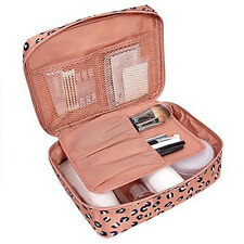 Newest Travel Cosmetic Makeup Toiletry Case Wash Organizer Storage Hanging Bag