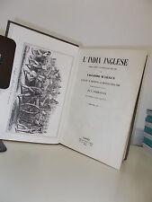 "1866 WARREN EDOARDO - L'INDIA INGLESE - STAMPATO DA ""LUIGI PADOA NAPOLI 1866"""