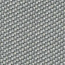 Fabric Basket Weave Wicker Gray Silver on Cotton 1 yard Sale