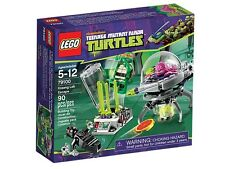 LEGO TMNT 79100 Kraangs Labor Teenage Mutant Ninja Turtles