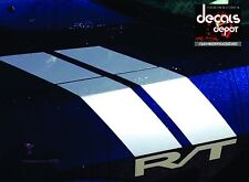 Dodge Challenger RT Hood Fender Stripes Graphics Vinyl Decal Hemi ANY R/T CARS