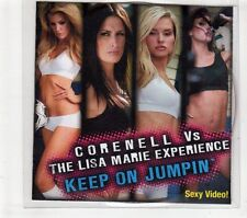 (GT264) Corenell vs The Lisa Marie Experience, Keep On Jumpin - DJ DVD