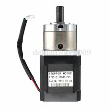 Extruder Gear Stepper Motor Ratio 5:1 Planetary Gearbox Nema 17 Step Motor HOT