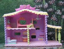 Mein kleines Pony My little Pony Haus Spielzimmer Kinderzimmer mit Sound !!!