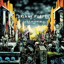 SKINNY PUPPY Last Rights CD 1992
