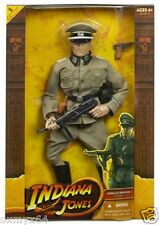 "Indiana Jones Last Crusade German Officer 12"" Figure!"