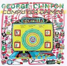 Computer Games by George Clinton (Funk) (CD, Aug-1991, Capitol/EMI Records)