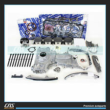 Master Engine Rebuild Kit for 02-06 Nissan Altima Engine QR25DE