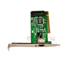 New 100M Ethernet Network LAN to PCI card Adapter Converter RJ45 Free 10/100Mbps