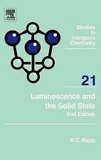 Luminescence and the Solid State, Volume 21, Second Edition (Studies i-ExLibrary