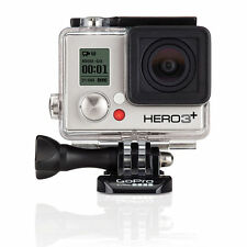 NEW SEALED GoPro HERO3+ Silver Edition Camera Action HD.  Freeshipping!