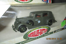 6116 Packard HQ Car,  The Famous Battles Collection, made in France