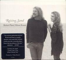 ROBERT PLANT - ALISON KRAUSS - Raising Sand - CD Digipak Near Mint NM