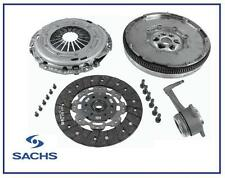 New Genuine OEM SACHS Audi A3 2.0 TDI 03  Dual Mass Flywheel Clutch kit & Slave