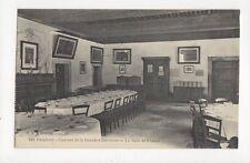 Dauphine Couvent de la Grande Chartreuse Salle de France Postcard France 056a