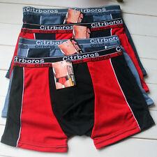 1PC Man's Cotton Boxer Shorts  Underpants Random Color underwear Short Briefs
