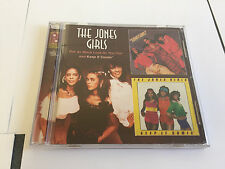 Get As Much Love As You Can Keep It Comin' 2004 CD Jones Girls MINT