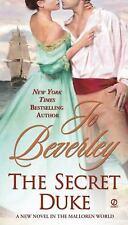 The Secret Duke - Jo Beverley (Malloren Series) Historical Romance PB.