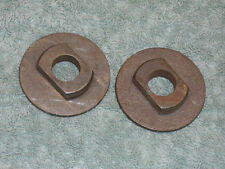 """1935-41 Packard 110-120 - 1939-41 SU-8  Front End  Offset Washers. (""""O"""")"""