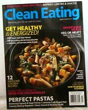 CLEAN EATING Magazine IMPROVE Ur LIFE 1 Meal At a Time PERFECT PASTAS 12 Chicken