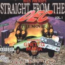 Straight From The Dec, Vol. 1 - The Movie [PA] by Ghetto Mafia (CD, 2005, Dow...