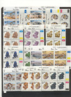 Namibia 1991 MINERALS/Definitives control blks n16706