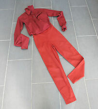 ROMEO GIGLI KOMBNATION Hemd & G Hose_100% Cotton_IT 42_Pants & Shirt_VTG_1990`s_