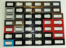 SOTTOCOSTO N.1 PLACCA 3 / 4 posti 4713 4714 4750 USATA BTICINO LIVING CLASSIC
