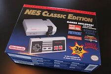 NEW Nintendo Entertainment System NES Classic Edition Mini US White Console NIB