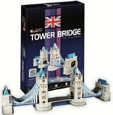 CUBIC FUN C702H 3D-PUZZLE TOWER BRIDGE NEU UND OVP