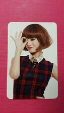 ORANGE CARAMEL NANA Official Photo Card 1st SHANGHAI ROMANCE Photocard Rare